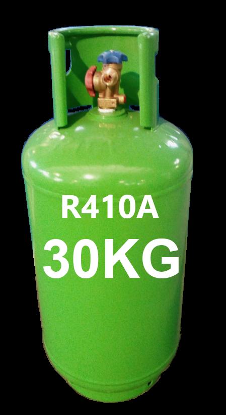 gas refrigeranti r410a 30kg italia