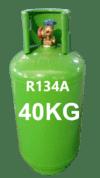 gas refrigeranti R134A-40kg italia