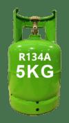 gas refrigeranti R134A -5kg - italia