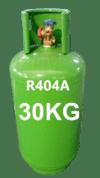 gas refrigeranti R404A - 30kg italia