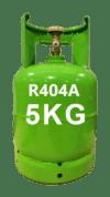 gas refrigeranti R404A -5kg italia