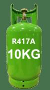 gas refrigeranti R417A - 10kg italia