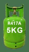 gas refrigeranti R417A -5kg - italia