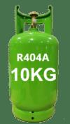 gas refrigeranti 10kg R404A italia