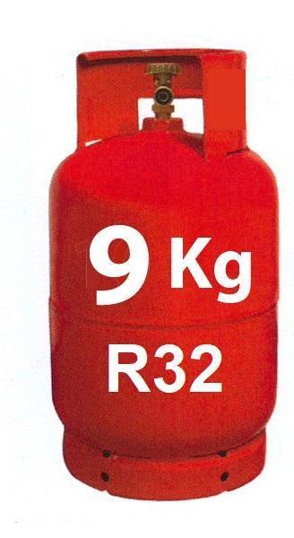 gas refrigeranti r32 panasonique 10kg italia