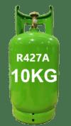 gas refrigeranti r427a - 10kg Italia
