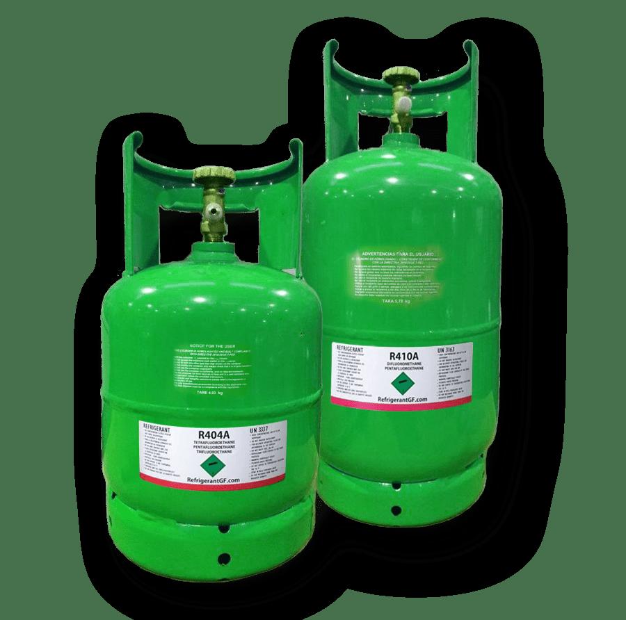 gas refrigeranti R404A Italia