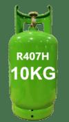 gas refrigeranti R407H - 10kg - italia