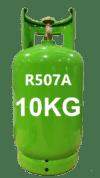 gas refrigeranti R507A -10kg - italia