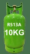 gas refrigeranti R513A- 10kg italia