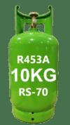 gas refrigeranti R453A (RS-70) - 10kg italia