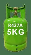gas refrigeranti R427a - 5kg Italia